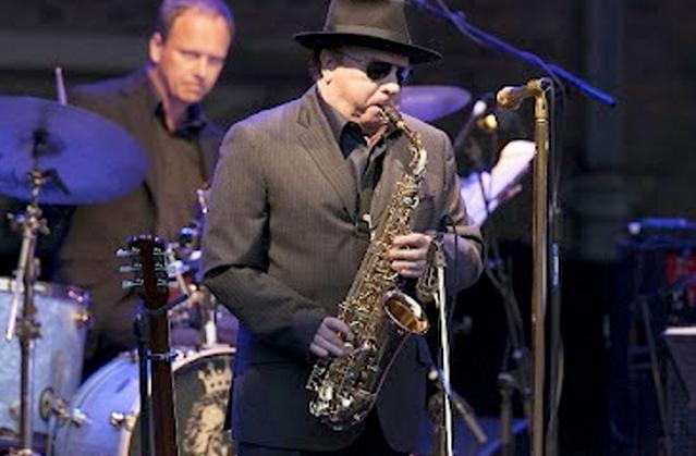 Van Morrison's Drummer
