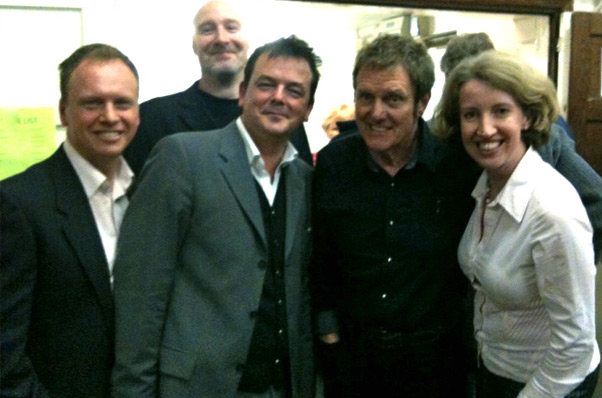 Swing Band with Alvin Stardust