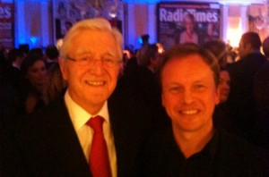 with Michael Parkinson