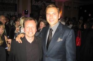 David Walliams at Radio Times Awards