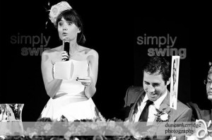 Swing Band for Vintage Themed Wedding