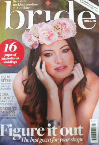 Bride Magazine Feature