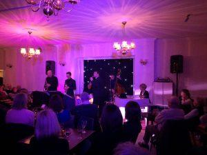 Jazz At The Ivy Room, Farnham - Surrey Jazz Club