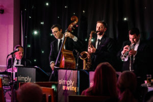 Simply Swing Band 2018