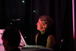 Sandra Lambert, Pianist & Band Leader