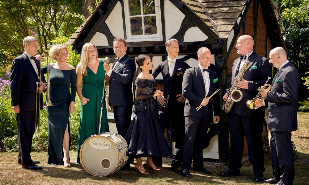 Simply Swing Ballroom & Latin Dance Band