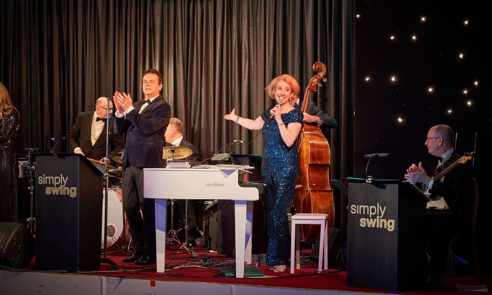 Sandra Lambert's Simply Swing Band