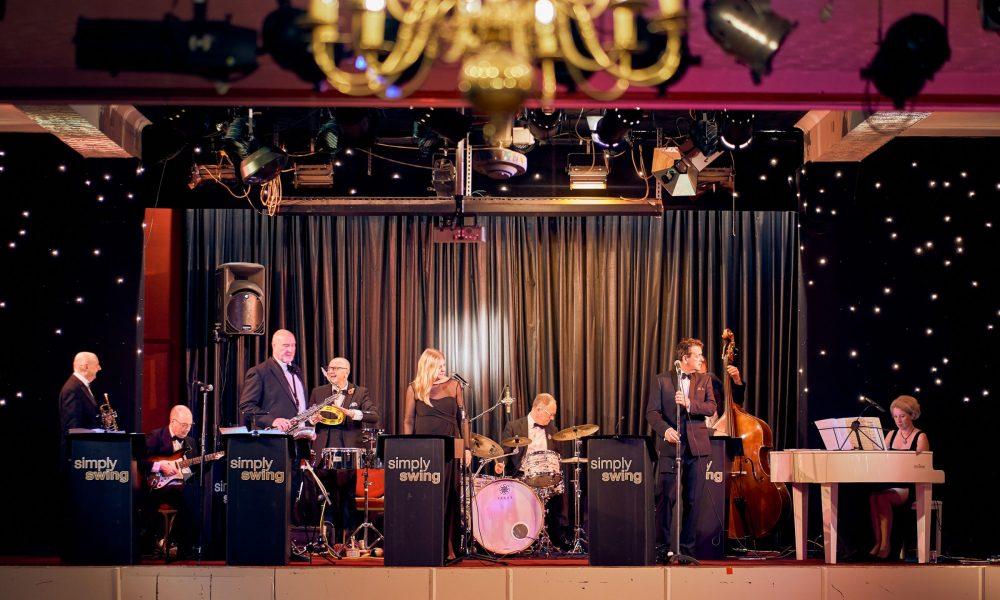 Simply Swing Ballroom Dance Band